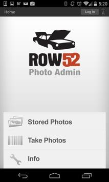 ROW52 Photo Admin apk screenshot