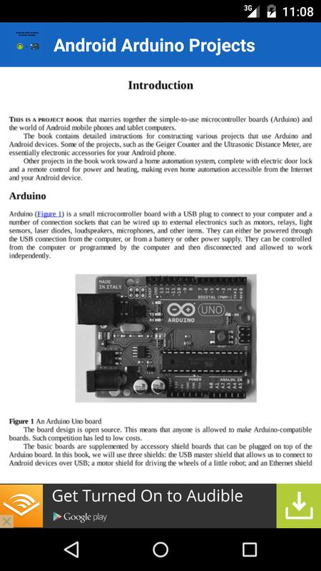 Arduino projects apk download free books reference app