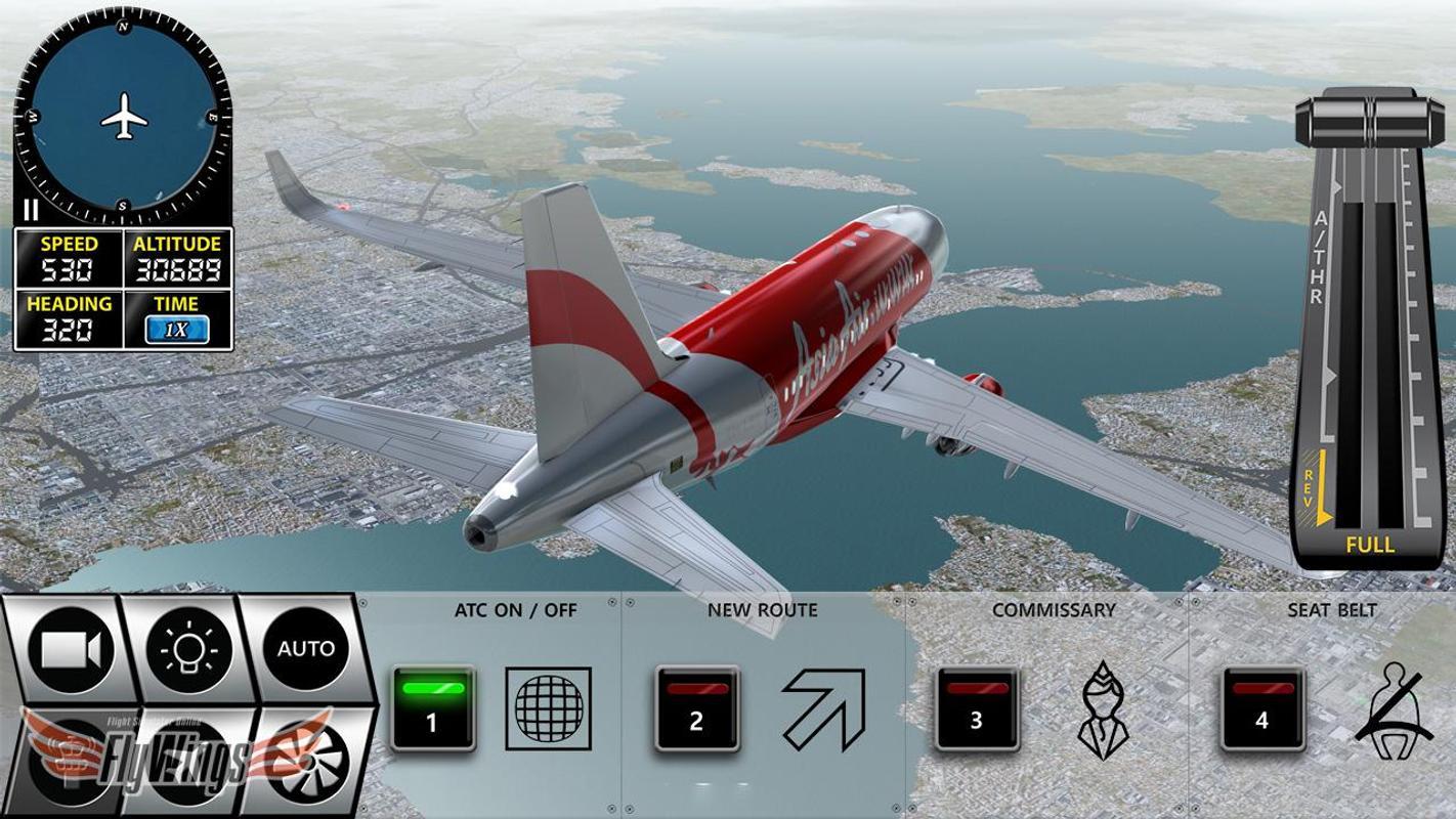 Flight Simulator X 2016 Free Apk Download Free