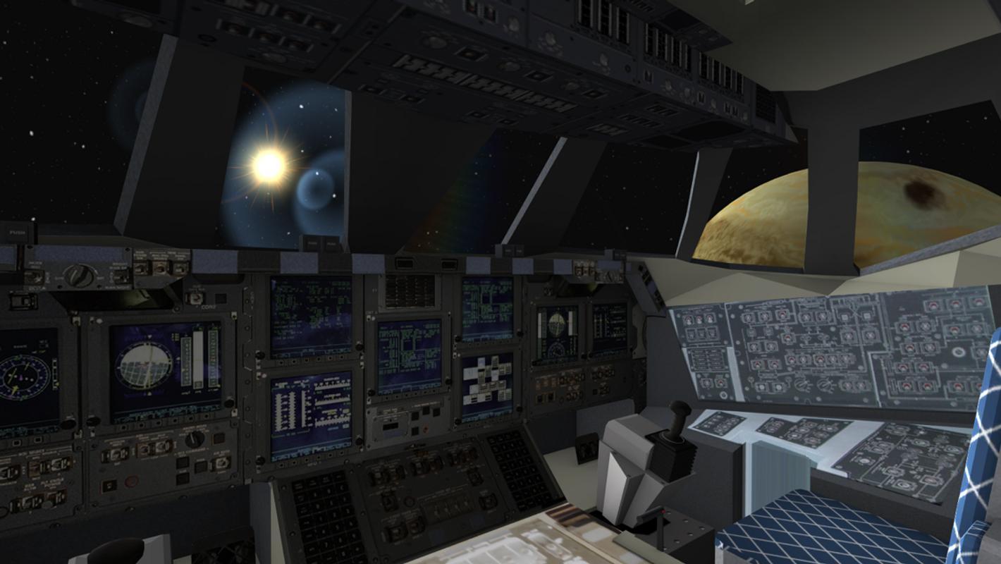 space shuttle simulator free apk - photo #6