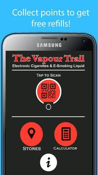 The Vapour Trail poster
