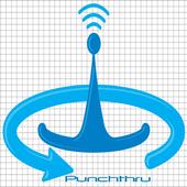 Punchthru icon