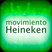Movimiento Heineken icon