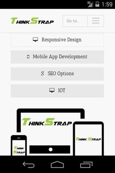 Thinkstrap Technologies apk screenshot