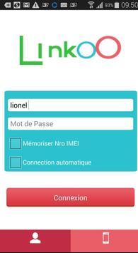 Linkoo  localisation GPS apk screenshot