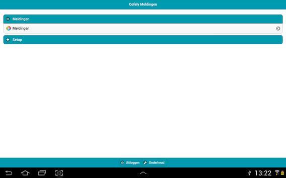 Cofely LefApp apk screenshot