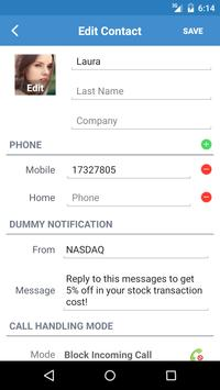 Private SMS & Call - Hide Text apk screenshot