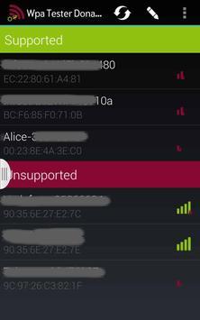 Wifi Wpa Tester apk screenshot