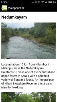Malappuram Tourism apk screenshot