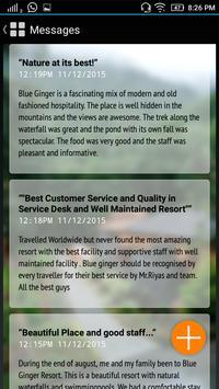 Blue Ginger Spa Resorts apk screenshot
