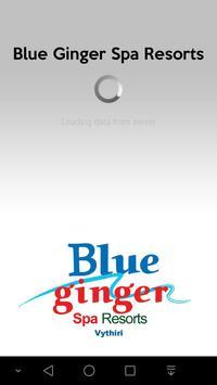 Blue Ginger Spa Resorts poster