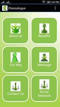 Chessalogue apk screenshot