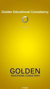 Golden Educational Consultancy poster