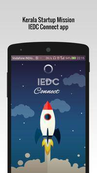 IEDC Connect poster