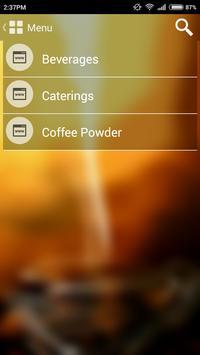 Indian Coffee House apk screenshot
