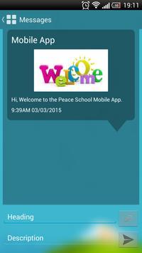 Peace International Trikaripur apk screenshot