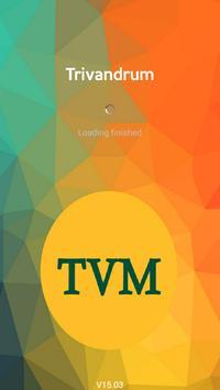 Trivandrum Tourism poster