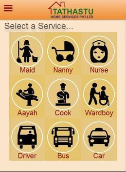 Tathastu Home Services (THS) poster
