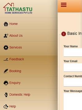Tathastu Home Services (THS) apk screenshot