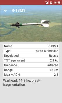 MiG-21Bis Encyclopedia apk screenshot