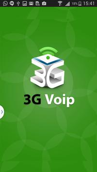 3G Voip poster