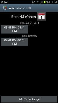 Call Them Not apk screenshot