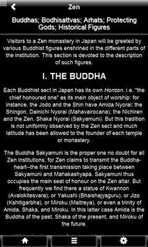Manual Of Zen Buddhism apk screenshot