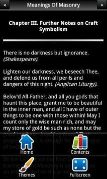 The Meanings of Masonry FREE apk screenshot