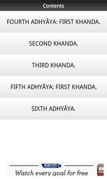 Aitareya Upanishad FREE apk screenshot