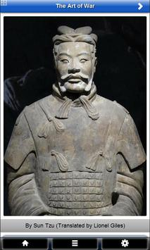 The Art of War by Sun Tzu FREE poster
