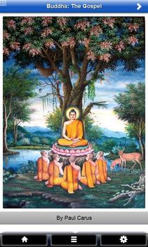 The Gospel Of Buddha poster