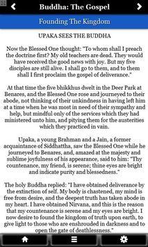 The Gospel Of Buddha apk screenshot