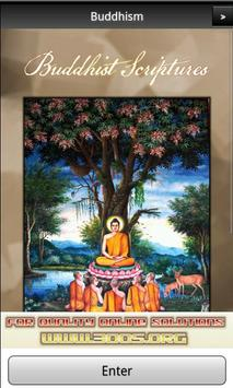 Buddhist Scriptures FREE poster