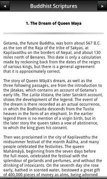 Buddhist Scriptures FREE apk screenshot