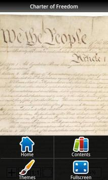 Constitution Bill of Rights apk screenshot