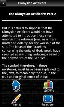 The Dionysian Artificers FREE apk screenshot