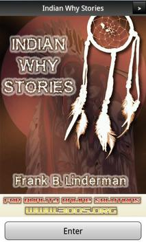 Native Indian Why Stories FREE poster