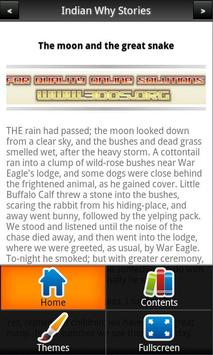 Native Indian Why Stories FREE apk screenshot