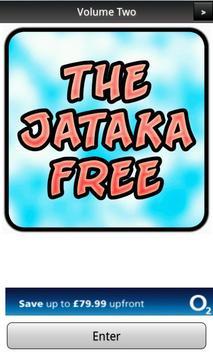 The Jataka Volume 2 FREE poster