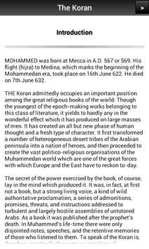 Koran (Quran) In English PRO apk screenshot