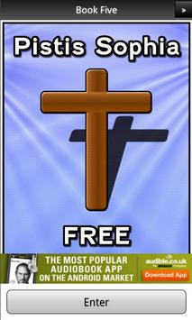 Pistis Sophia Book 5 FREE poster