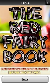 The Red Fairy Book FREE poster