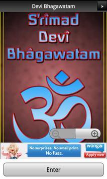Devi Bhagawatam Book 10 FREE poster