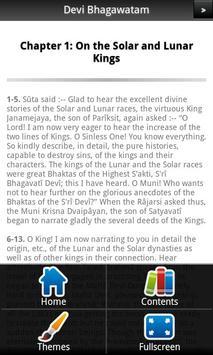 Devi Bhagawatam Book 7 FREE apk screenshot