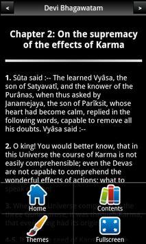 Devi Bhagawatam Book 4 FREE apk screenshot