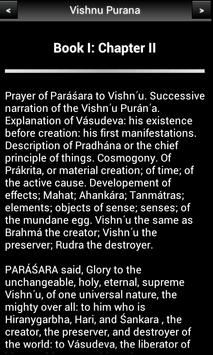 The Vishnu Purana FREE apk screenshot