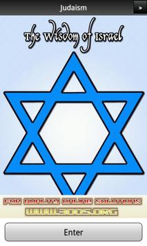 Wisdom Of Israel FREE poster