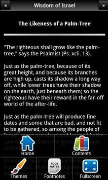 Wisdom Of Israel FREE apk screenshot