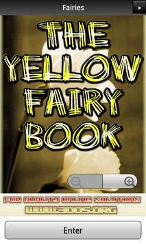 The Yellow Fairy Book FREE poster