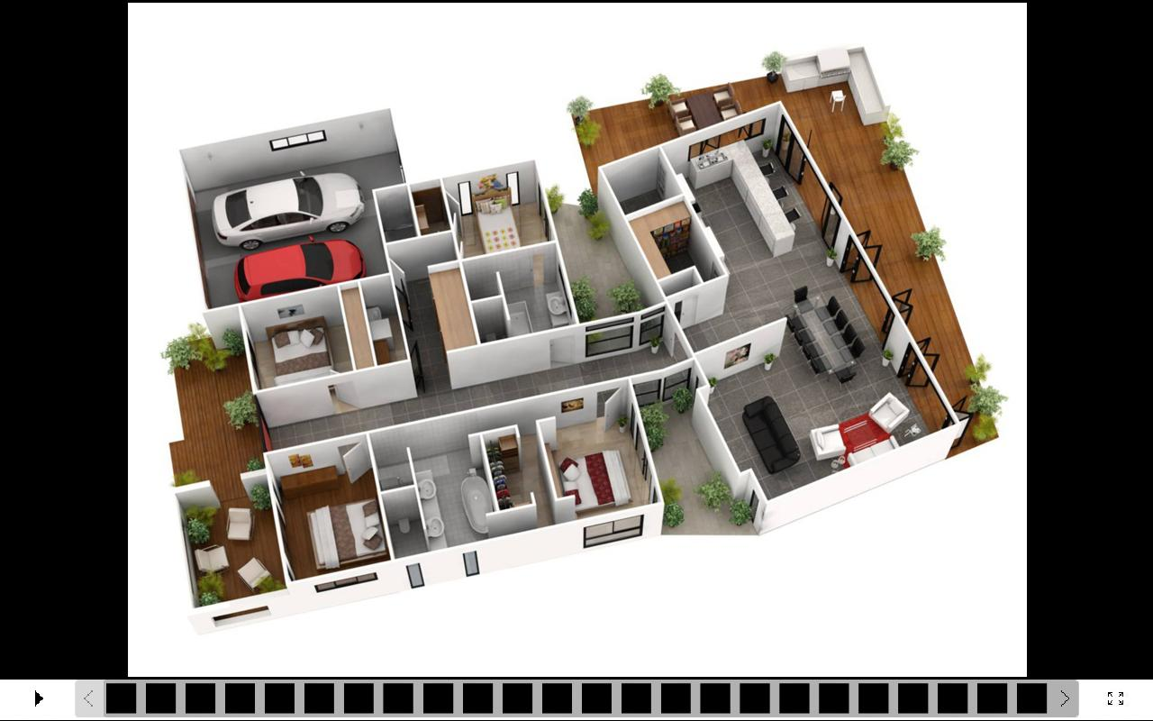 3d house design apk download free lifestyle app for for Home design 3d gratis italiano